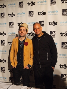 The popular Puerto Rican band Calle 13 is joining UNICEF's new campaign against human trafficking. Credit: Sandra Siagian/IPS