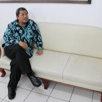 West Java Governor Ahmad Heryawan. (JG Photo/Sandra Siagian)