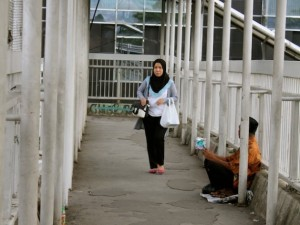 Indonesia has the highest rates of income inequality in SE Asia.